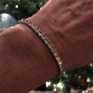 Fabulous CZ bracelet